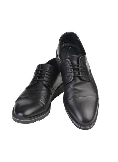 White Stone Ayakkabı Siyah Antik Siyah